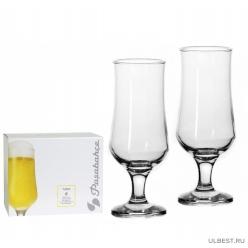 Набор бокалов Pasabahce Tulipe для пива, 370 мл, 6 шт