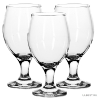Набор бокалов Pasabahce Bistro для пива 400 мл 6 шт арт 44417B