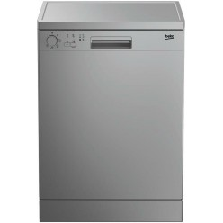 Посудомоечная машина Beko DFN 05 W 13 S серебристый