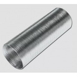 Алюминиевый воздуховод D 120 мм
