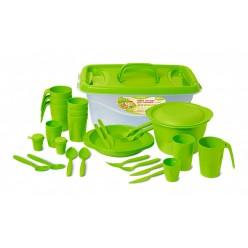 Набор посуды для пикника Чезаре на 4 персоны С68