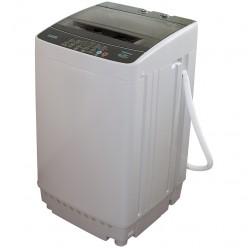 Полуавтоматическая стиральная машина RENOVA WAT-45PT (ШхГхВ) 50,3х50,3x85,3см. Загрузка сухого белья в бак стирки, до 4.5кг. Скорость отжима 600 (об/мин). Потребление электроэнергии за цикл(кВтч): 0,186. Количество программ: 10. Управление: электронное. К