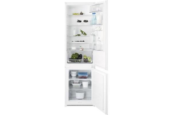 Встраиваемый холодильник ELECTROLUX ENN93111AW фото