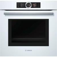Встраиваемый духовой шкаф с СВЧ Bosch HMG656RW1