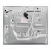 Газовая варочная панель DARINA T1 BGМ 341 11 W фото 5