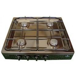 Настольная газовая плита Darina L NGM441 03 Brown