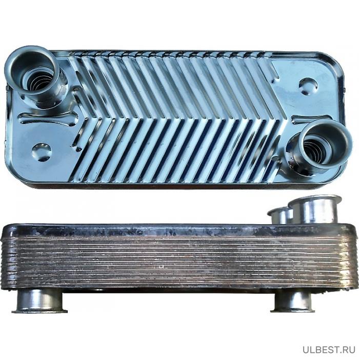 Теплообменник ГВС 24 кВт NAVIEN 30004997A PAS201STS_001