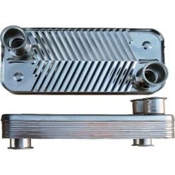 Теплообменник ГВС Navien 30004995A (30004993A PAS161STS_001) 16/20 кВт