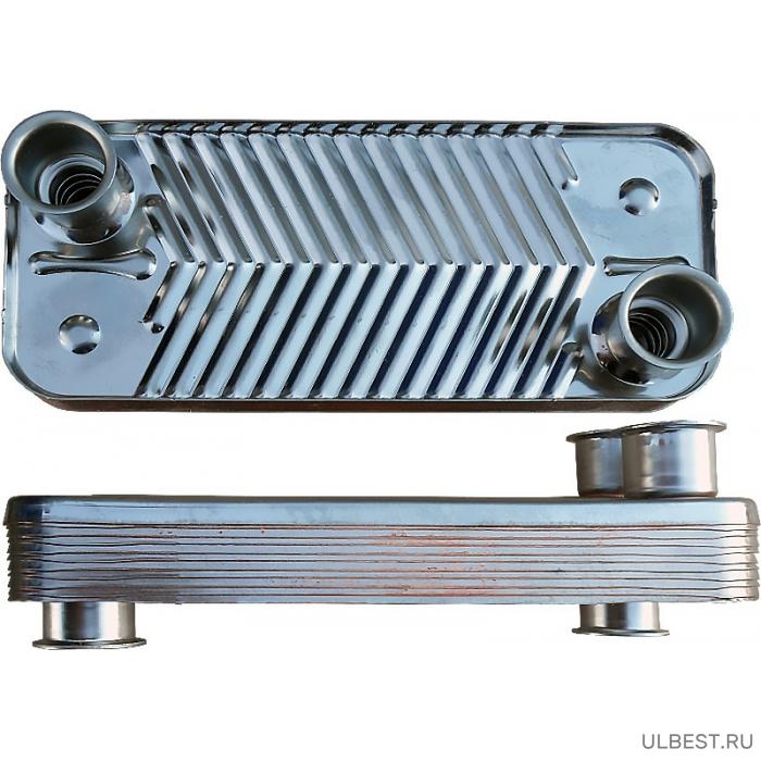 Теплообменник ГВС 16/20 кВт NAVIEN 30004995A 30004993A PAS161STS_001