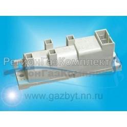 Блок розжига GEFEST BR-1-3 (многоразрядный) 4-х канальный (105*24*37мм)