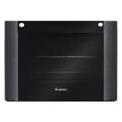 Стекло духовки наружное плиты GEFEST 1300 К32, 1500 К32, черное, 598*446мм (1500.18.0.002-04)