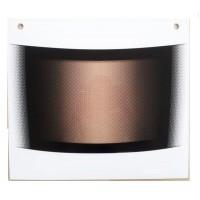 Стекло духовки наружное плиты GEFEST 3200, 2140, белое, 497*442мм (3200.15.2.000-01)