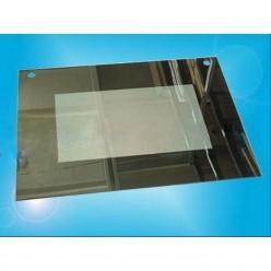 Стекло духовки наружное плиты GEFEST 1140 зеркальное, 598*442мм (1200.18.1.000-02)