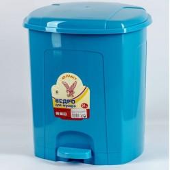 Ведро для мусора с педалью 21 л