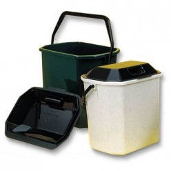 Ведро для мусора С163 Полимербыт