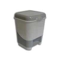 Контейнер педальный для мусора 8л. С427 Полимербыт
