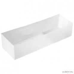 Коробка для белья PSB-01, 30*10,5*7см, пластик арт.312550