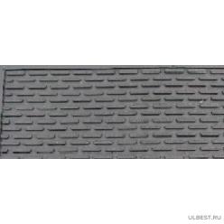 Коврик резиновый Тире (400х600 мм) черный тип. КА 115-1 РТИ