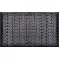 Коврик резиновый Косточка (400х600 мм) черный тип. КА 111-1 РТИ