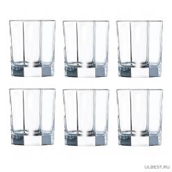 Набор стаканов LUMINARC ОКТАЙМ 6 шт. 300 мл низкие H9810