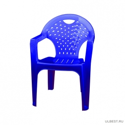 Кресло (синий) М2611