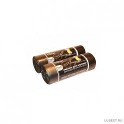 AMIGO пакеты с ЗАВЯЗКАМИ 120 Литр ПНД 10 шт (109)