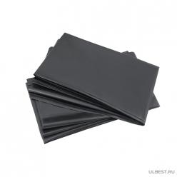 Пласты мешки для мусора 240л 110*150 в пластах 5шт.