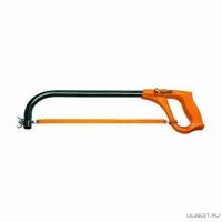Ножовка по металлу, 250-300мм, металлическая ручка SPARTA 775765