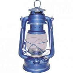 Лампа керосиновая  235 24,5 см (Цвет синий) арт.145202