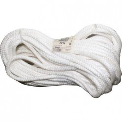 Шнур хозяйственный вязанный с/с тип 16 d=8мм (20м) белый