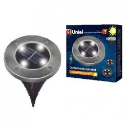 Светильник садовый на солнечной батарее USL-F-171/PT130 INGROUND (UL-00004274)
