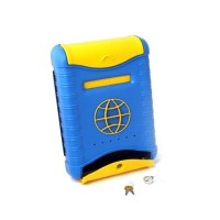 Ящик почтовый СТАНДАРТ с пластиковой защелкой и накладкой