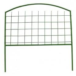 Заборчик Сад-парк Сетка мини Светло-зелены 0,45м*0,50*5шт