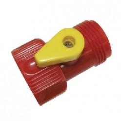 402051 Коннектор FRUT 3/4 с переключателем, пластик