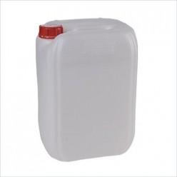 Канистра 20,1 дм3 натуральная ЗТИ , крышка К60 б/гн натуральная