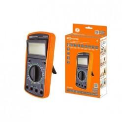 Мультиметр цифровой ударо-пылезащищенный серия МастерЭлектрик DT9208A TDM (SQ1005-0008)