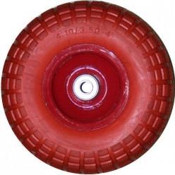 Колесо PU 4.10/3.50-4 D16 симметр.ступица МАСТЕР а