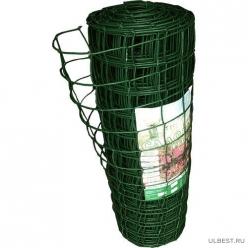 Ф-90/1/5 Сетка для плетистых роз 90 х 100 5м. (хаки)