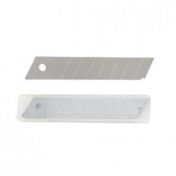 Лезвия для ножей, 7 сегментов, 18 х 100 мм 10 шт. (Hobbi) (уп.) 19-2-300