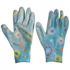 Перчатки хоз.РАRК ЕL-F002 размер 9(L), 2цвета арт.001062