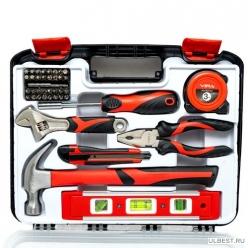 305085-2 Набор ручного инструмента для дома 41 предмет VIRA