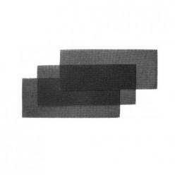 БИБЕР 70609 Сетка абразивная Р220 110х270мм (10шт)