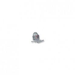 Домкрат гидравлический бутылочный, 15т, h подъема 230-460мм MATRIX MASTER 50729