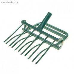 Рыхлитель садово-огородный КРОТ С (ширина копки 480 мм) ч/б упак.