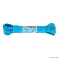 Шнур бельевой капроновый 30м МТМ 3247 (веревка) (171165)