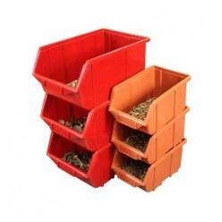 Ящик для метизов №2 (225х155х120) Мульти-Пласт 2000