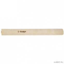 Рукоятка ЗУБР СТАНДАРТ №3 для молотков 600 г,800г,1000 г деревянная 20299-3