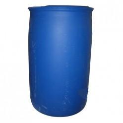 Бочка 227дм3 L-Ring Plus Drums синяя, фиксатор Е белый  (2 ПРОБКИ).