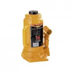 Домкрат гидравлический бутылочный, 16 т, h подъема 220-420 мм// SPARTA арт.50327
