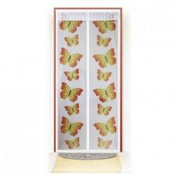 Сетка антимоскитная на магнитах Капутомоскито дизайн Бабочки KM-BD арт.311257